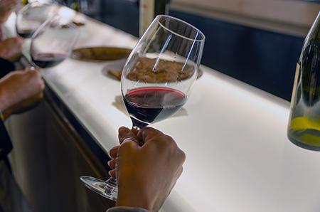 Jak chutnat víno