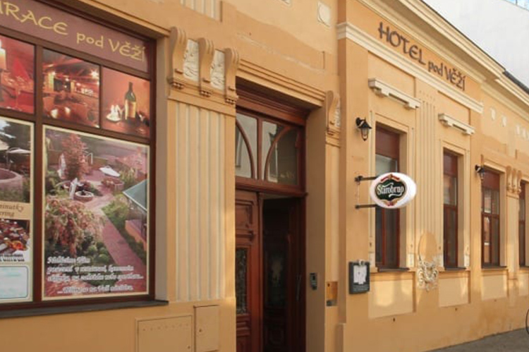 Hotel Pod Věží foto