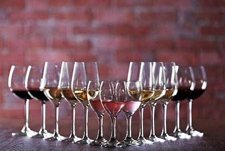 Pořadí vín při degustaci